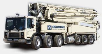 Ashmore-Truck | Ashmore Concrete